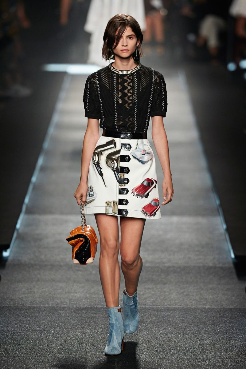 Louis Vuitton Runway image