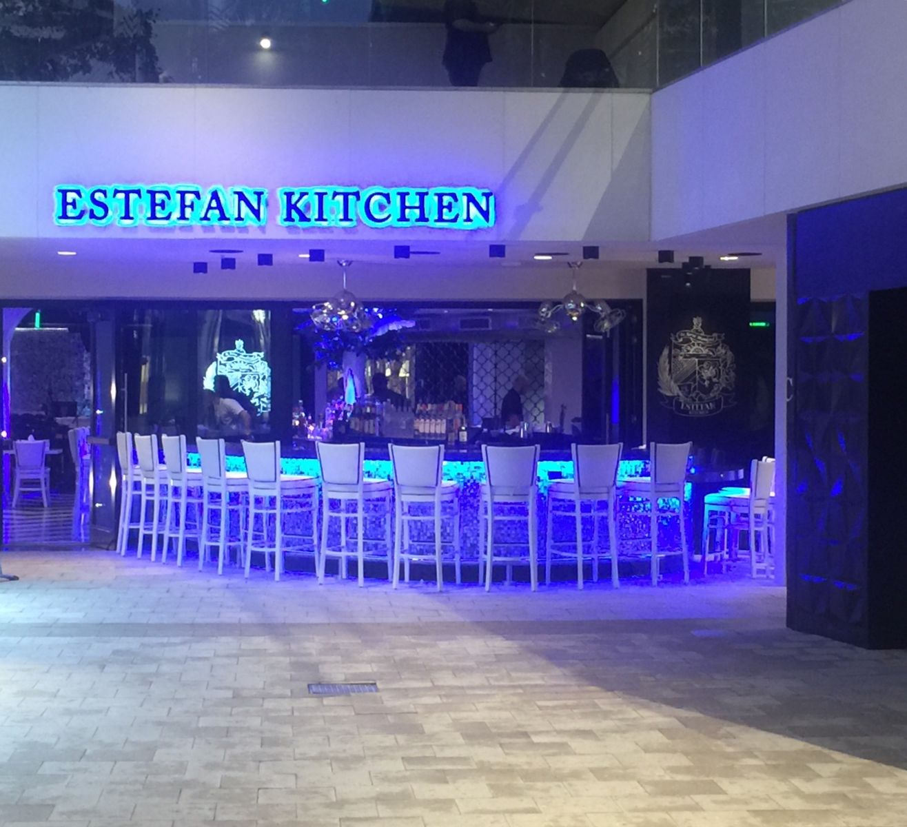 Get On Your Feet At The New Estefan Kitchen
