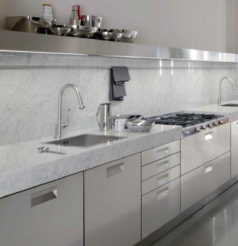 Arclinea 39 S Flawless Kitchen Design Miami Design District