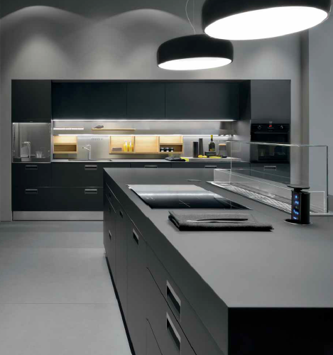 Arclinea S Flawless Kitchen Design