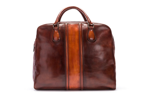 berluti, bag, chic, leather