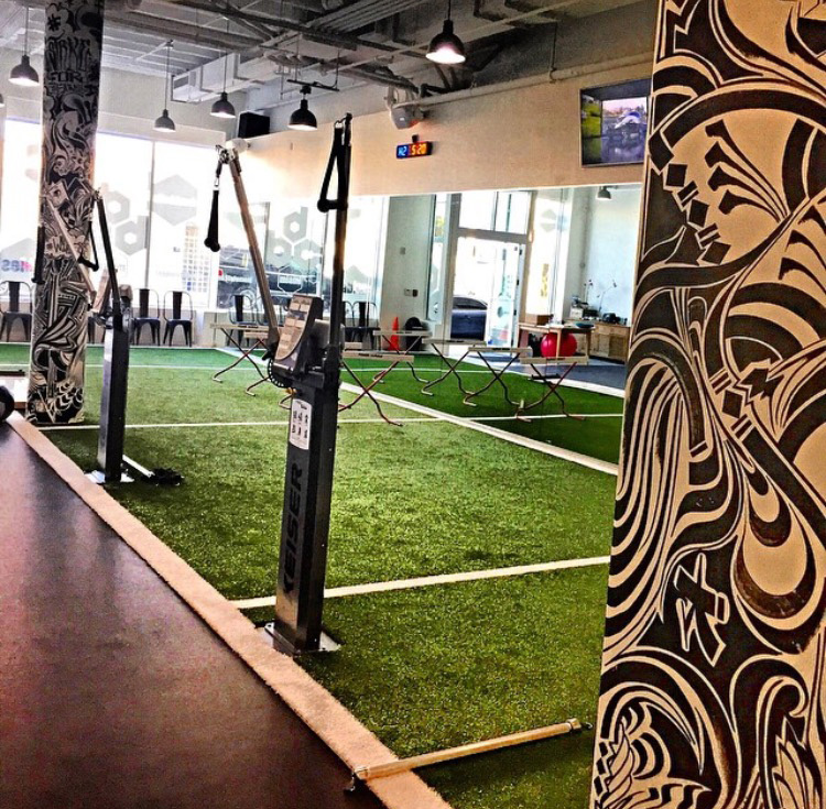 Gym Interior Fitness Design And: Designer Bodies: Dbc Fitness Opens