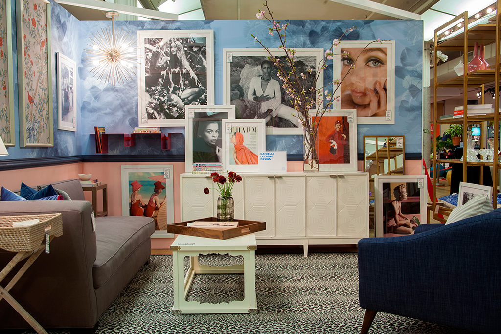 Get ready to design on a dime miami miami design district for Design on a dime bedroom ideas