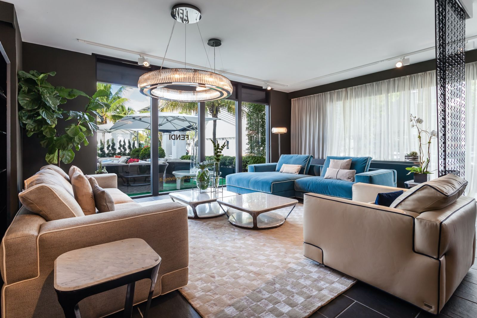 Toan Nguyen For Fendi Casa The Contemporary Collection Miami Design District