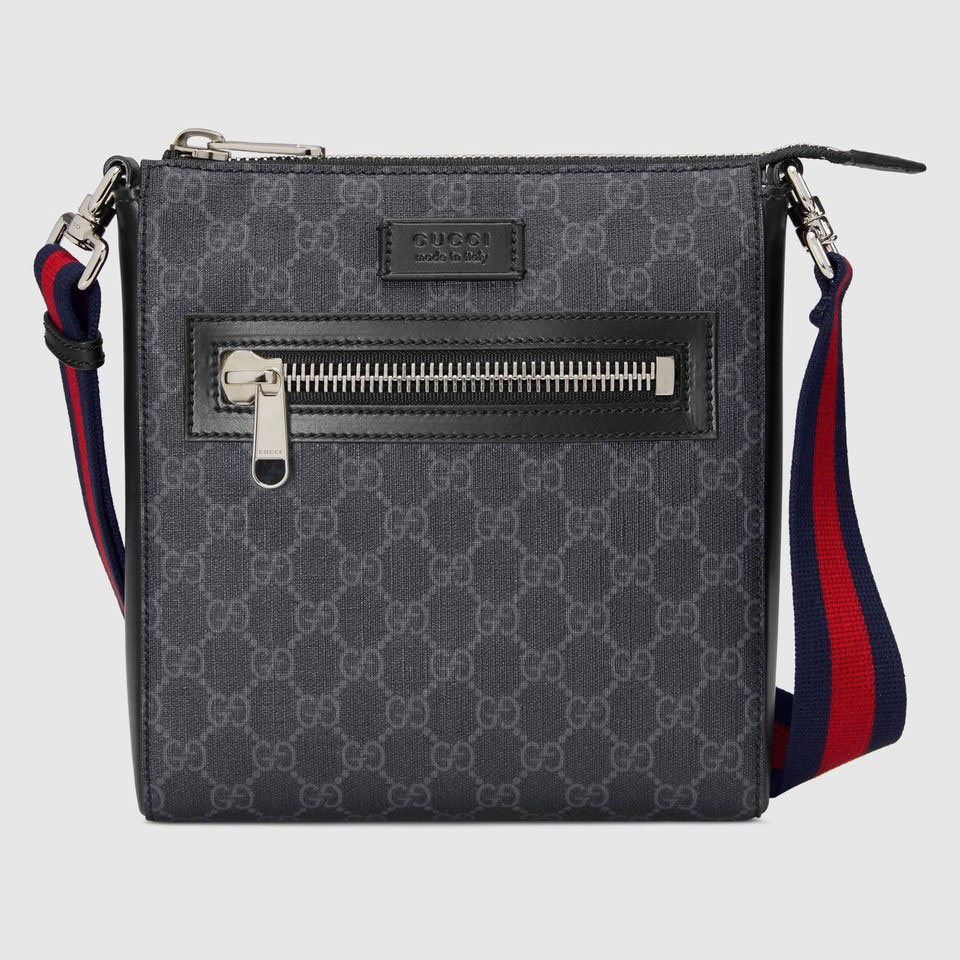 GG Supreme Small Messenger Bag from Gucci