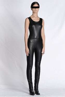 The Leather Report - Maison Martin Margiela