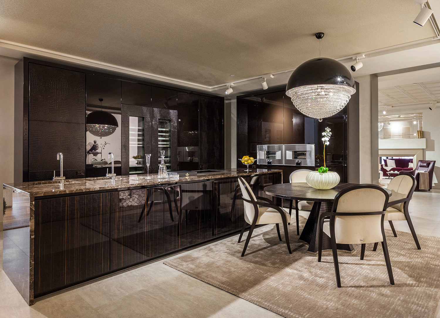 Luxury living grows its presence in the design district for Casa living