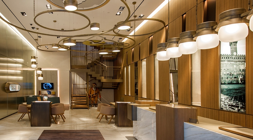 Ciao Panerai The District Welcomes Panerai S Largest U S