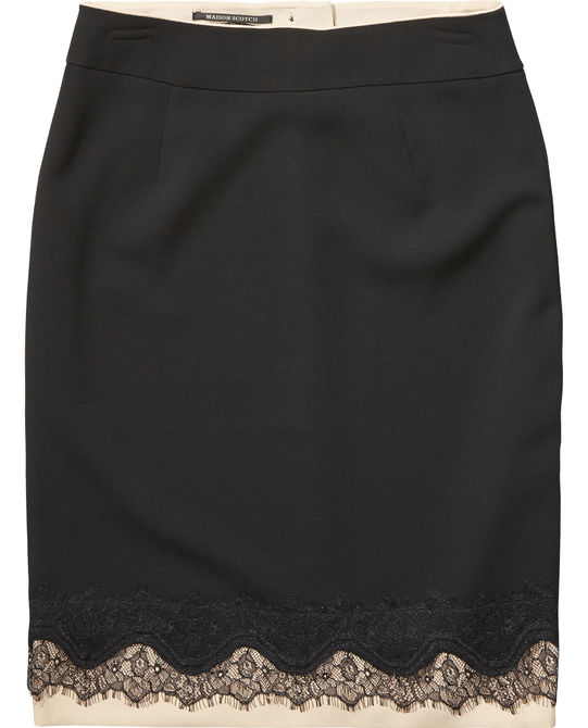 Scotch and Soda Pencil Skirt