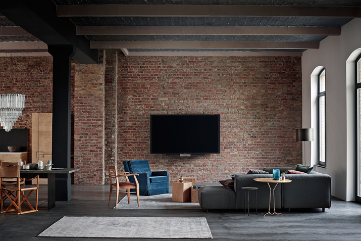 Smart Design Bang and Olufsen Ultra High Definition Televisions