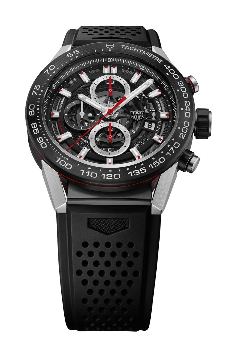 Tag Heuer Carrera Wearable