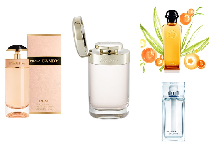 Smell This: Crisp, fresh, clean—fragrances that just make scents
