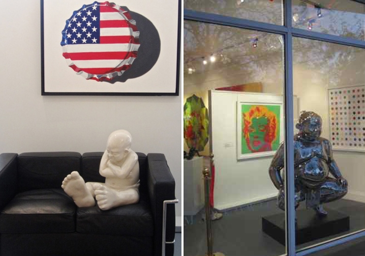 Pop Goes the District: Markowicz Fine Art