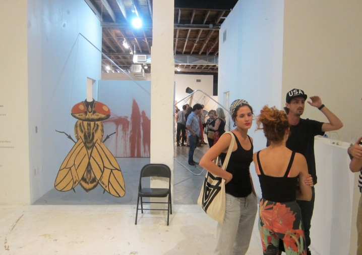 Art in Action, Action Art: Funner Projects' One-Night-Stand at Locust Projects