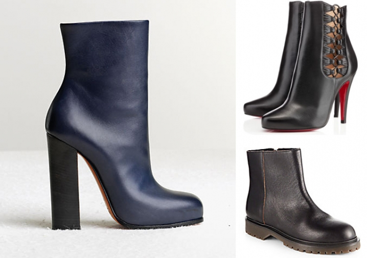 The Season of the Bootie: Meet the shoe you'll wear from now until spring