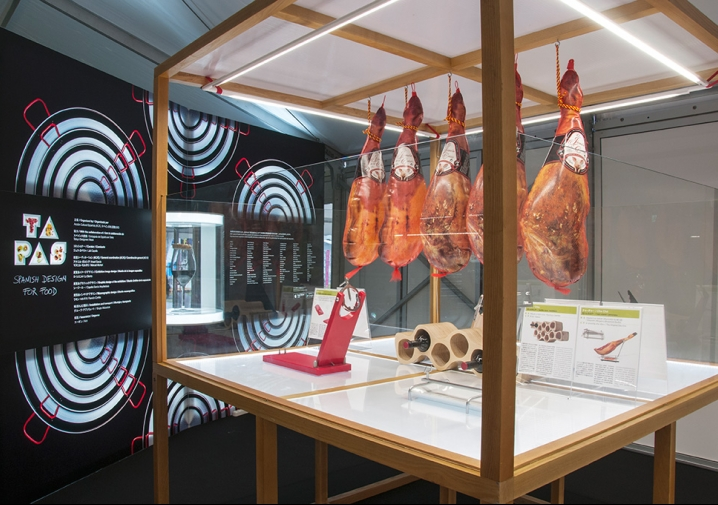 """""""Tapas - Spanish Design for Food"""" Exhibit Comes to the Design District"""