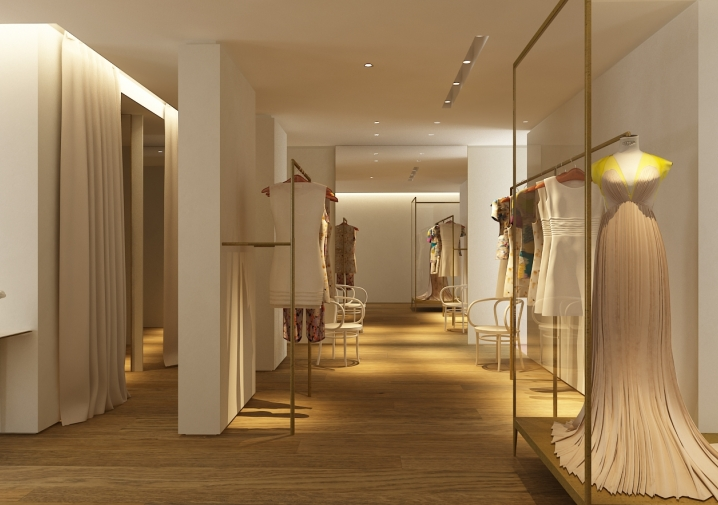 DELPOZO Now Open in the Design District