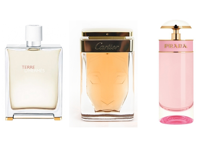 Scent-sational: The new fragrances for him and her