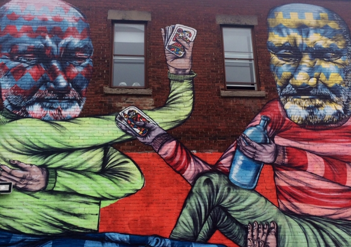 MURAL Montreal: An Exercise in Balance