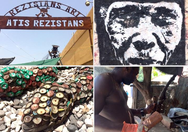 Atis Rezistans: The Remix