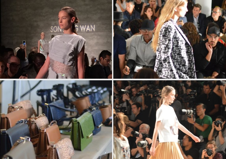 A Look at NYFW Spring 2015