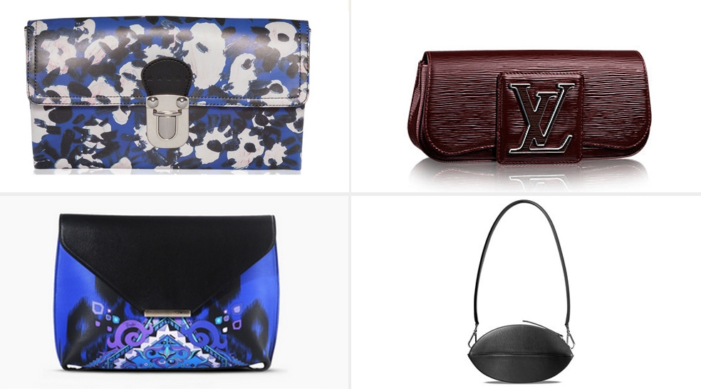 Clutches: Don't let the perfect bag slip from your clutches