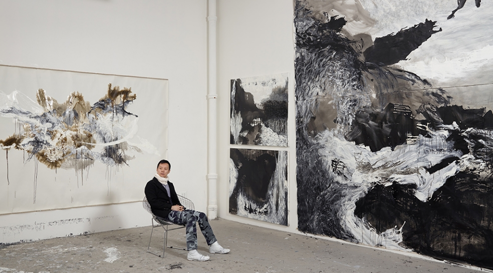Shen Wei – In Black, White and Gray