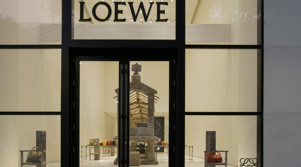 Loewe Opens its First U.S. Store in the Miami Design District