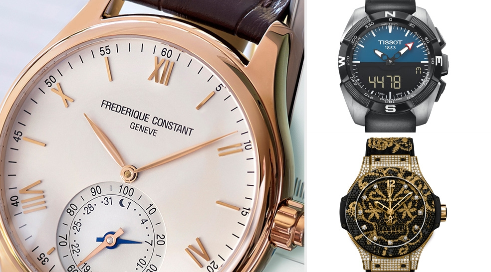 3 Big Watch Trends From Baselworld 2015