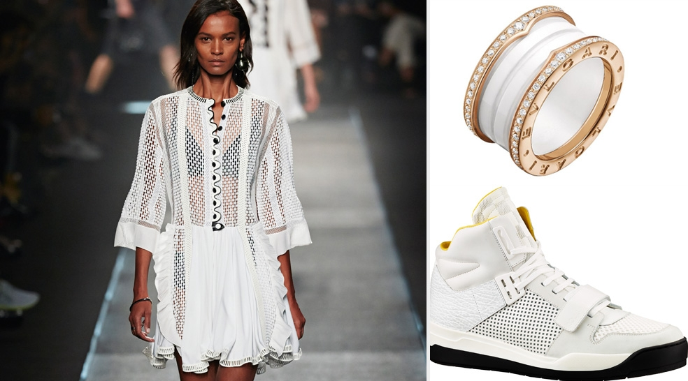 Your Summer Wardrobe Color Staple: White