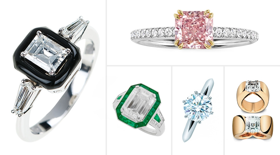 Bridal Bling: An Engagement Ring for Every Style
