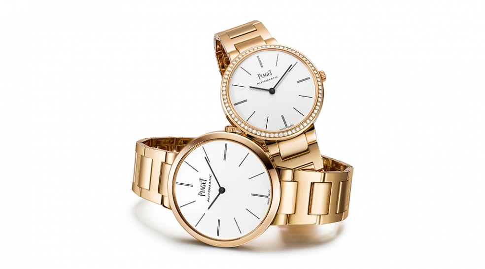 Piaget Altiplanto Introduces an All-New Gold Collection