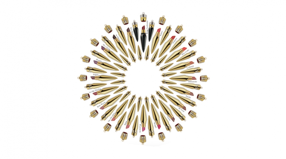 Lip Service: Christian Louboutin Lip Collection Launching Soon