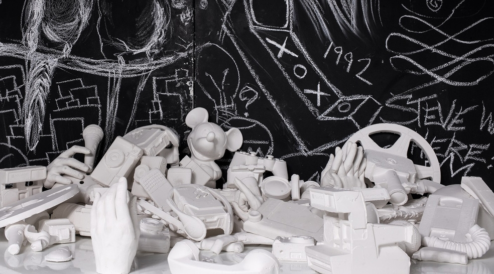 Daniel Arsham: The Future Was Written