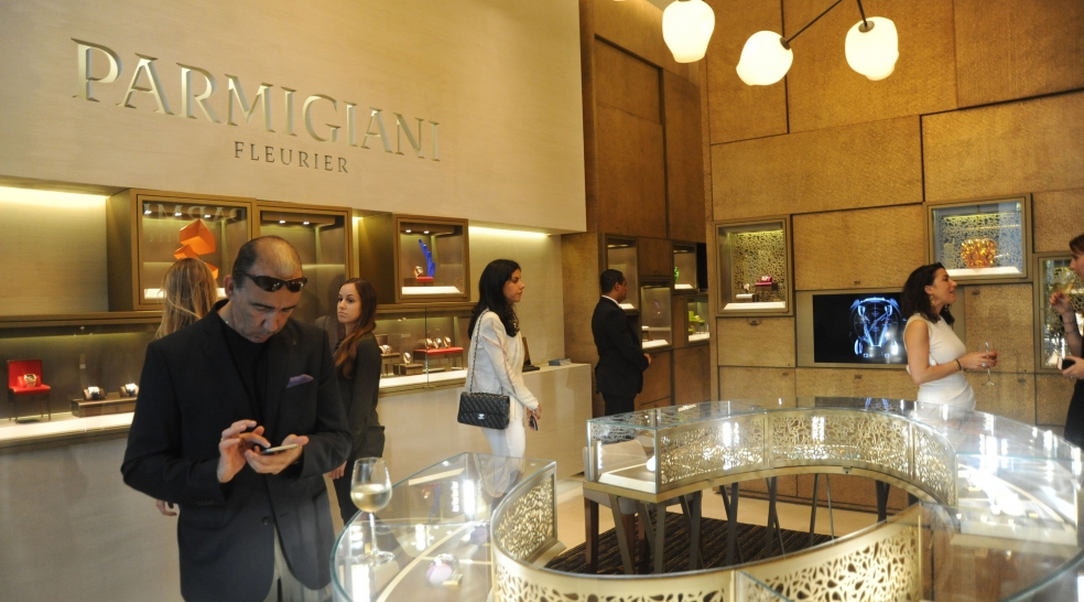 Parmigiani Fleurier Opens its First U.S. Flagship in the Design District