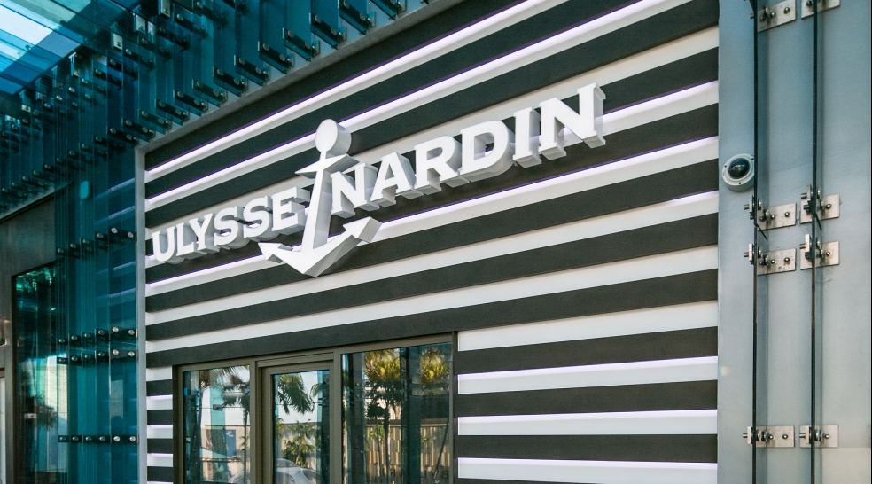 Ulysse Nardin Debuts New Boutique in the Miami Design District