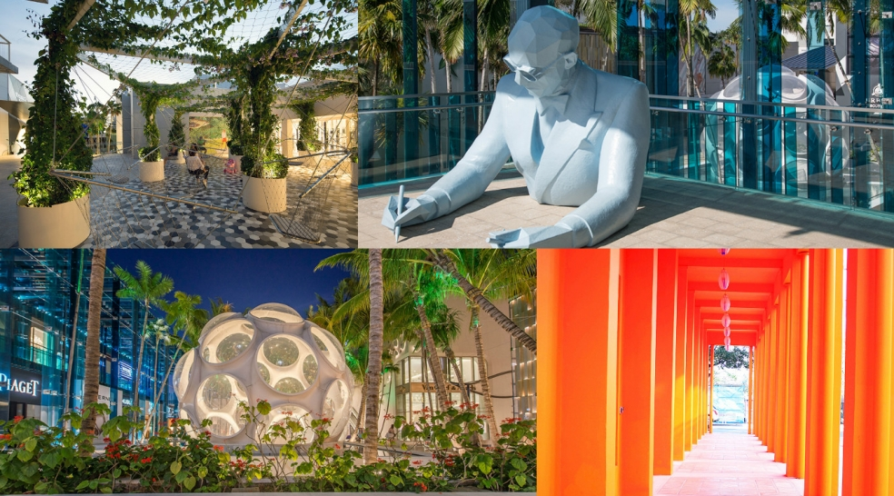 A Guide to the Miami Design District's Most Instagram-Worthy Spots