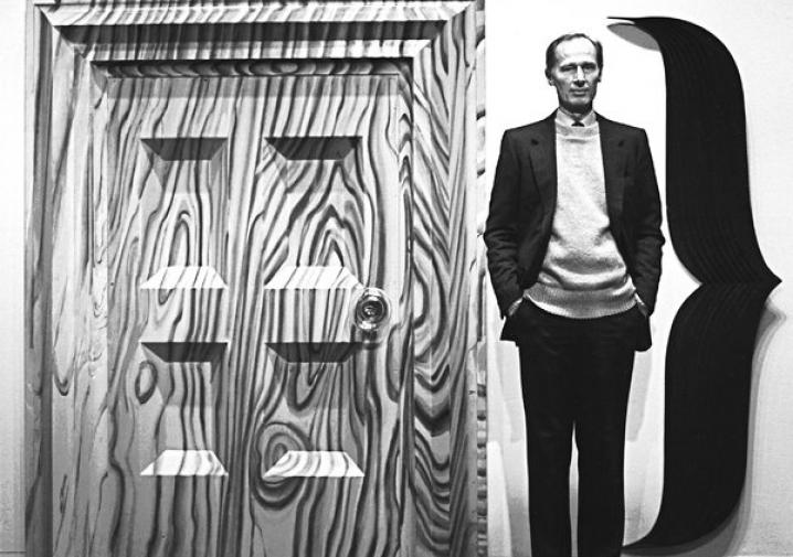 Richard Artschwager Renowned Artist Passed Away