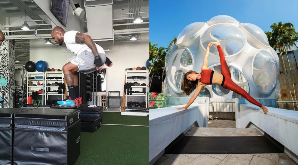 Work it Out: Get Your Fitness Fix in the Design District