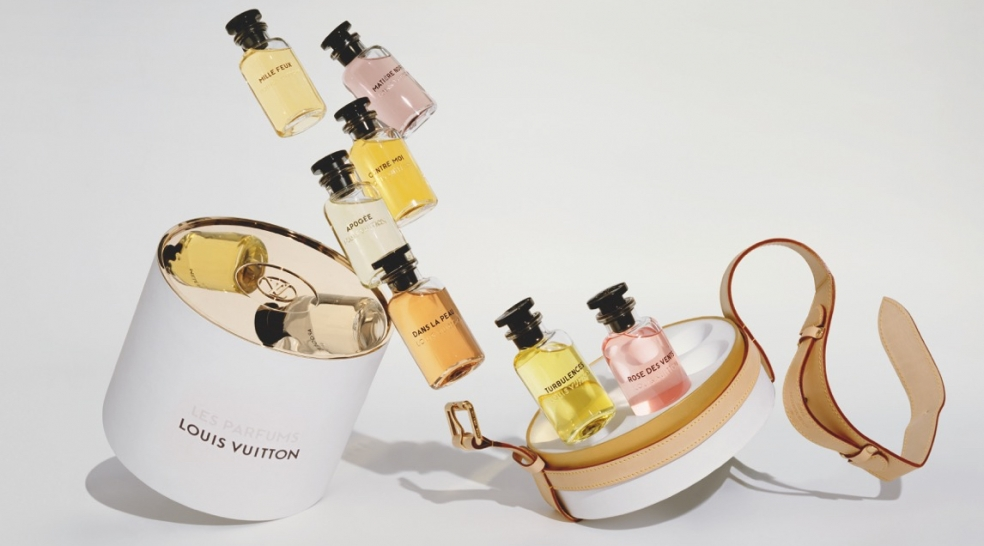Louis Vuitton and the Seven Scents