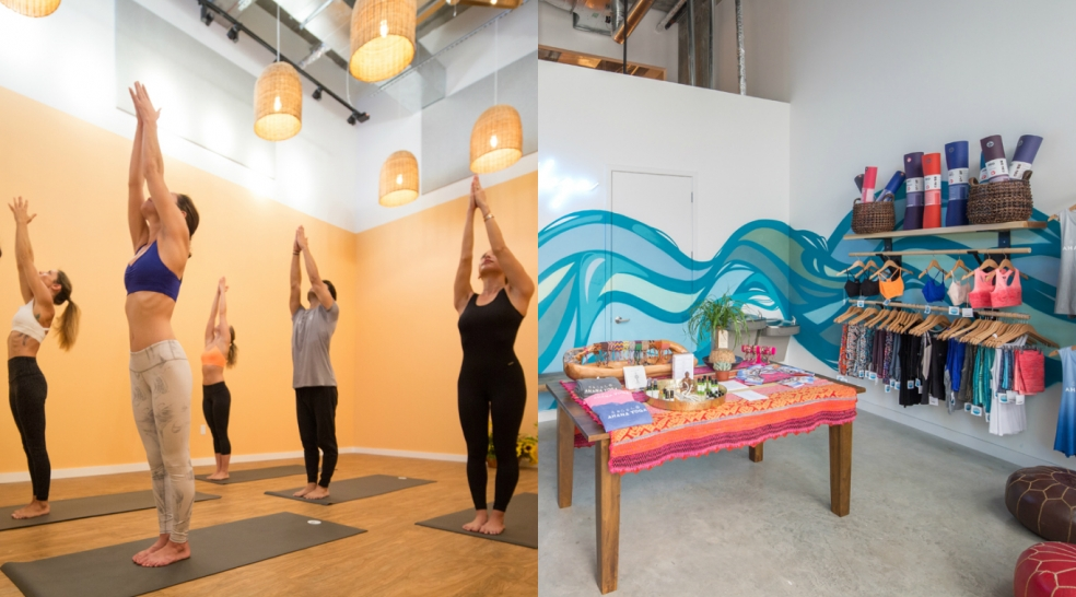 Ahana Yoga Brings Zen to the District