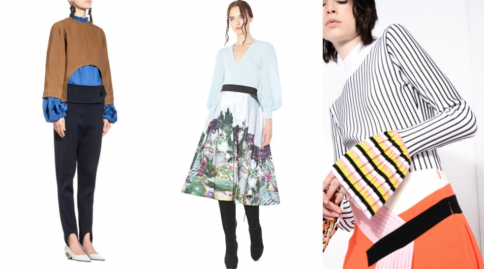Trendspotting: Go Big with Dramatic Sleeves