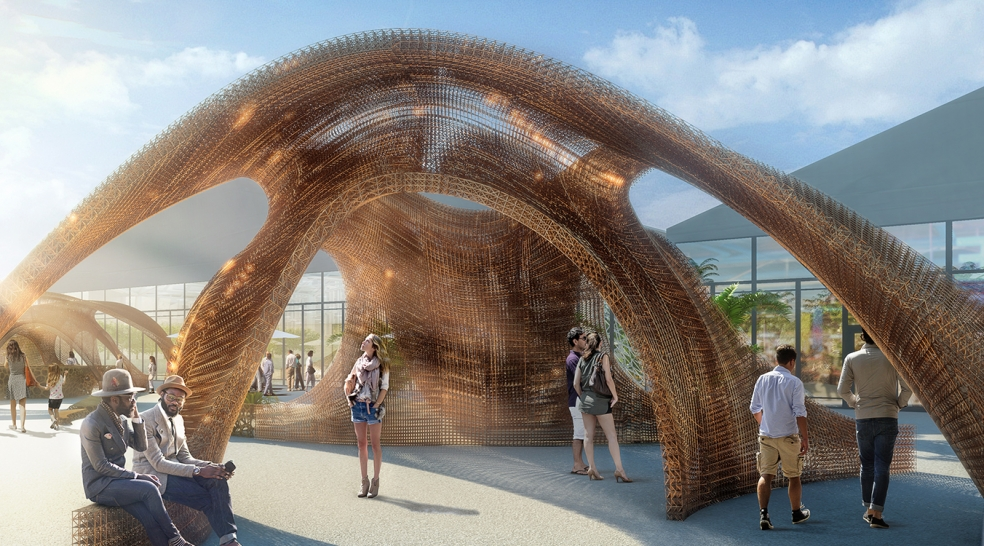 FLOTSAM & JETSAM BRINGS One Of The world's Largest 3D Printed Objects to Miami