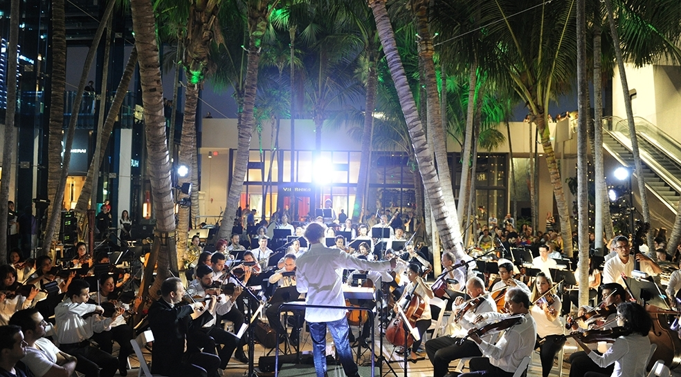Miami Symphony Orchestra Pops Up in Palm Court