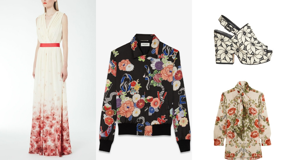The Summer of Florals