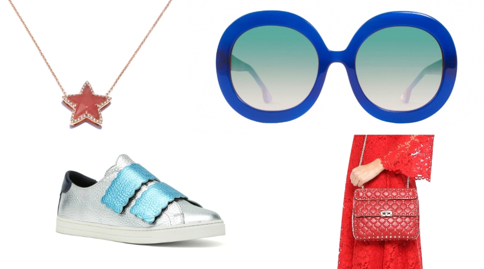 How To Rock Red White Blue This 4th of July