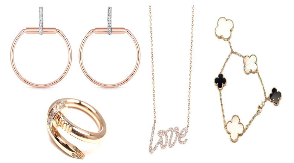 Dainty Jewelry That's Big on Style
