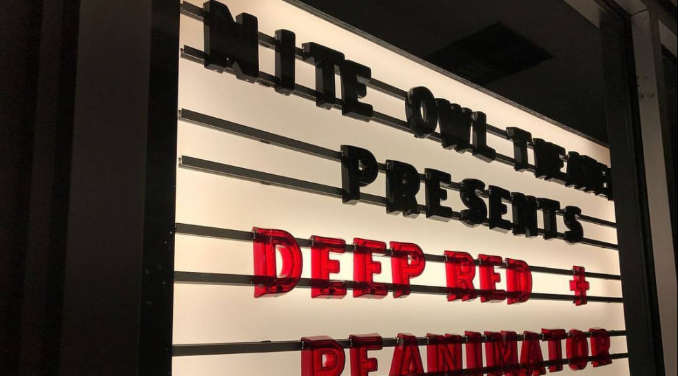 Nite Owl Theater Brings a Proper Film Experience to the Design District