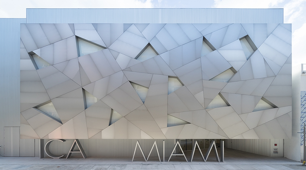 Say Hello to the New ICA Miami