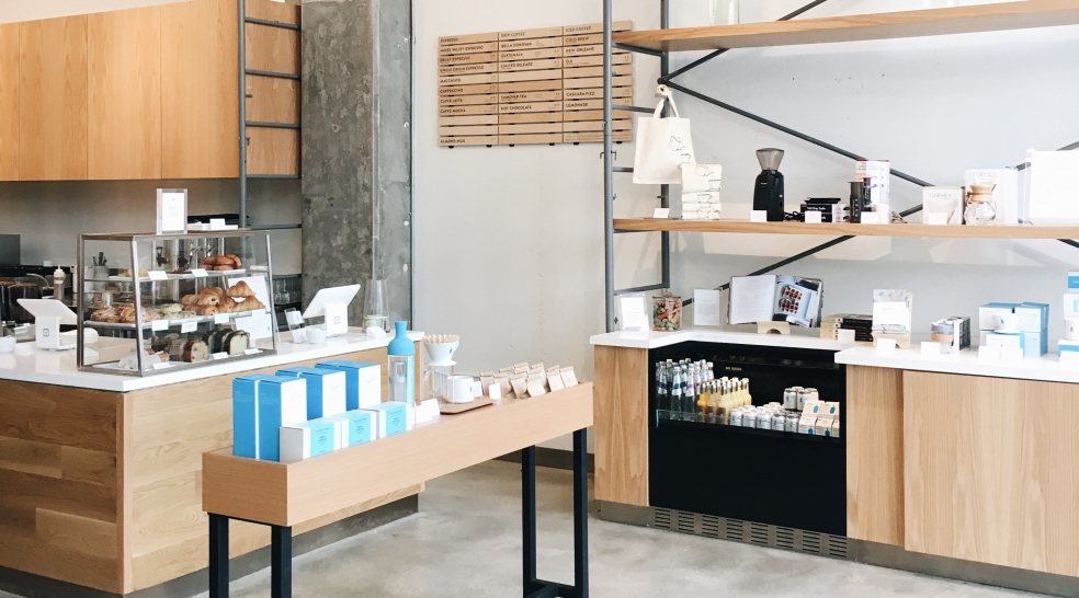Ride The Cold Brew Wave at Blue Bottle Coffee